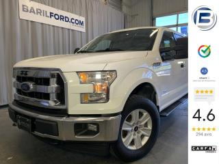 Used 2017 Ford F-150 Cab SuperCrew 4RM 157 po XLT for sale in St-Hyacinthe, QC