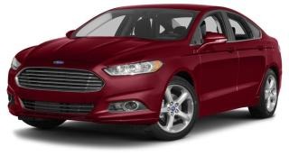 Used 2016 Ford Fusion SE for sale in Stouffville, ON