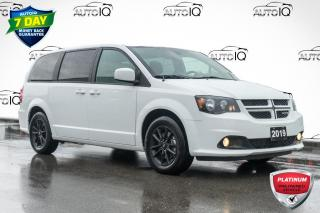 Used 2019 Dodge Grand Caravan GT LEATHER STOW N GO SEATING for sale in Innisfil, ON