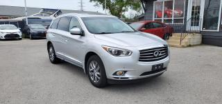 Used 2015 Infiniti QX60 AWD 4dr for sale in Burlington, ON