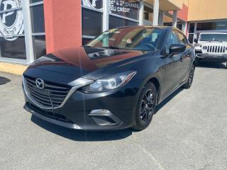 Used 2016 Mazda MAZDA3 for sale in Val-D'or, QC