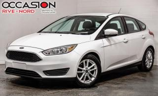 Used 2016 Ford Focus SE MAGS+SIEGES.CHAUFFANTS+BLUETOOTH for sale in Boisbriand, QC