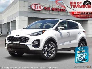 New 2020 Kia Sportage EX  -  Sunroof - $194 B/W for sale in Timmins, ON