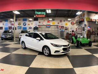 Used 2016 Chevrolet Cruze LT 1LT AUT0 A/C H/SEATS BACKUP CAMERA 98K for sale in North York, ON