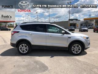 Used 2018 Ford Escape SE  -  - Air - Cruise for sale in Steinbach, MB