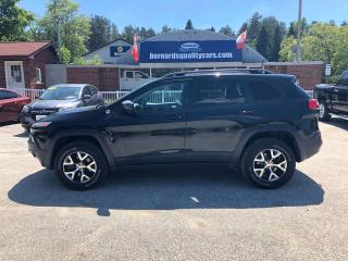 Used 2016 Jeep Cherokee Trailhawk for sale in Flesherton, ON