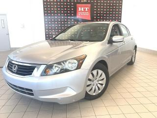 Used 2008 Honda Accord LX Air climatisé fonctionne for sale in Terrebonne, QC