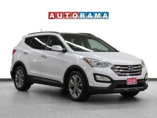 Used 2014 Hyundai Santa Fe Sport 4WD Ltd Navi Leather Panoramic Sunroof Backup Cam for sale in Toronto, ON