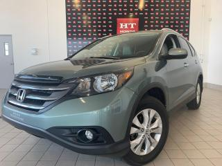 Used 2013 Honda CR-V Touring Gps/ cuir / toit for sale in Terrebonne, QC