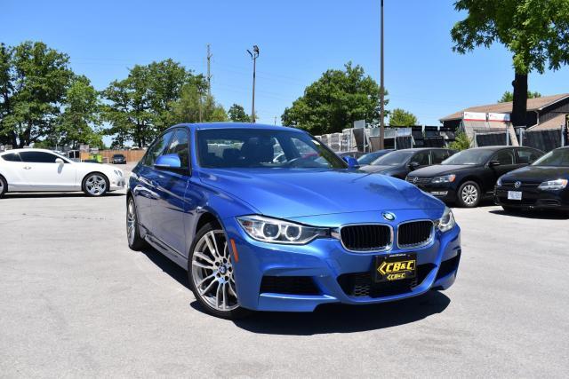 2013 BMW 3 Series 335i xDrive - M Sport