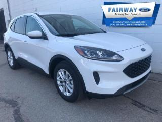 New 2020 Ford Escape SE for sale in Steinbach, MB