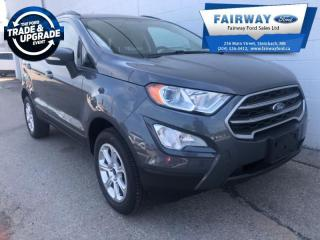 New 2020 Ford EcoSport SE 4WD  - Navigation for sale in Steinbach, MB