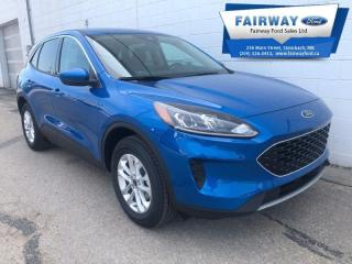 New 2020 Ford Escape SE 4WD  - Heated Seats -  Android Auto for sale in Steinbach, MB