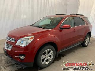 Used 2015 Chevrolet Equinox 2LT AWD Cuir Toit ouvrant Caméra Mags for sale in Trois-Rivières, QC