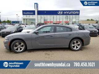 Used 2017 Dodge Charger SXT/SUNROOF/BLUETOOTH/HEATED SEATS for sale in Edmonton, AB