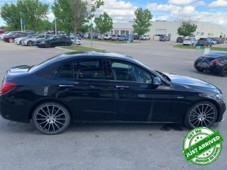 Used 2017 Mercedes-Benz C-Class Sdn AMG C 43 4matic for sale in Winnipeg, MB