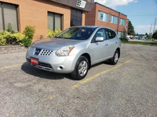 Used 2010 Nissan Rogue FWD 4dr LOW MILEAGE ACCIDENT FREE CLEAN for sale in Richmond Hill, ON