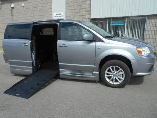 Used 2019 Dodge Grand Caravan 35th An-Wheelchair Accessible Side Entry-Power for sale in London, ON
