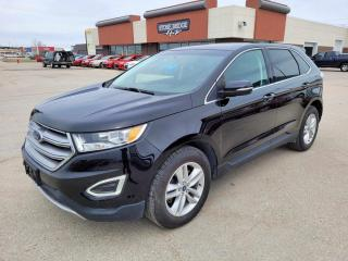 Used 2017 Ford Edge SEL 4dr AWD Sport Utility for sale in Steinbach, MB