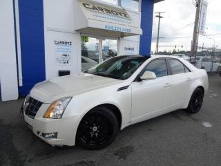 Used 2008 Cadillac CTS AWD 3.6L Nav, Pano Sunroof, Performance Pkg for sale in Langley, BC