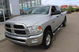 Used 2012 RAM 3500 SLT 4x4 Crew Cab 8' Box 169.0 in. WB for sale in Peace River, AB