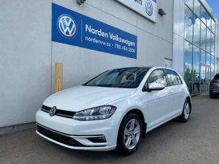 New 2020 Volkswagen Golf Highline for sale in Edmonton, AB