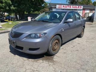 Used 2006 Mazda MAZDA3 Automatic/4 Cylinder/AS IS SPECIAL for sale in Scarborough, ON