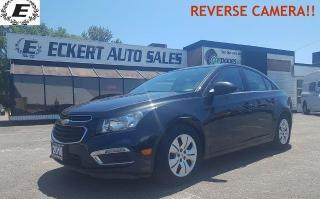 Used 2016 Chevrolet Cruze LT LIMITED/REVERSE CAMERA!! for sale in Barrie, ON
