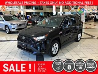Used 2019 Toyota RAV4 LE AWD - Accident Free / Local for sale in Richmond, BC