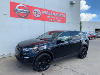 Used 2016 Land Rover Discovery Sport HSE LUXURY 4dr 4WD Sport Utility for sale in Edmonton, AB