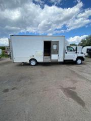 Used 2007 GMC C5500 tool truck 18 ft loaded for sale in North York, ON