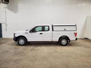 Used 2017 Ford F-150 XL SuperCab 6.5-ft. Bed 2WD for sale in Dundurn, SK