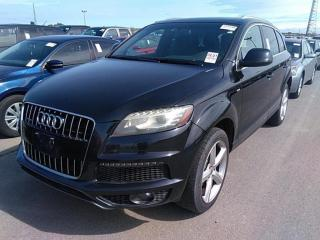 Used 2012 Audi Q7 7 PASS | LEATHER | ROOF | NAVI | CAM | B.S.M | for sale in Scarborough, ON