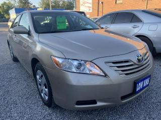 Used 2007 Toyota Camry LE for sale in Oshawa, ON