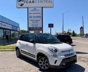 Used 2014 Fiat 500 L Trekking for sale in Barrie, ON