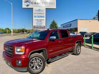 Used 2015 GMC Sierra 1500 SLT | ALL TERRAIN PACKAGE | for sale in Barrie, ON