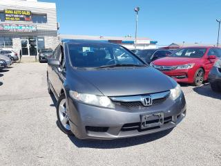 Used 2010 Honda Civic Sport / Sunroof / Reliable / Clean!!! for sale in Pickering, ON