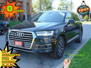 Used 2017 Audi Q7 PROGRESSIV | CLEAN CARFAX | NAVI | CAM | 7 PASS | for sale in Scarborough, ON