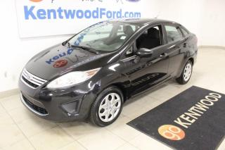 Used 2012 Ford Fiesta 3 MONTH DEFERRAL! *oac | SE | Winter Pkg | heated Seats | GREAT on Fuel! for sale in Edmonton, AB