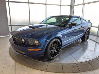 Used 2009 Ford Mustang Manual V8 No Accidents for sale in Edmonton, AB