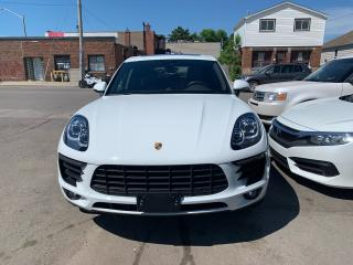 Used 2017 Porsche Macan **LOW KMS**PANO SUNROOF**REARVIEW** for sale in Hamilton, ON