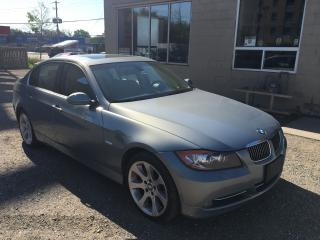 Used 2008 BMW 3 Series 335xi for sale in Waterloo, ON