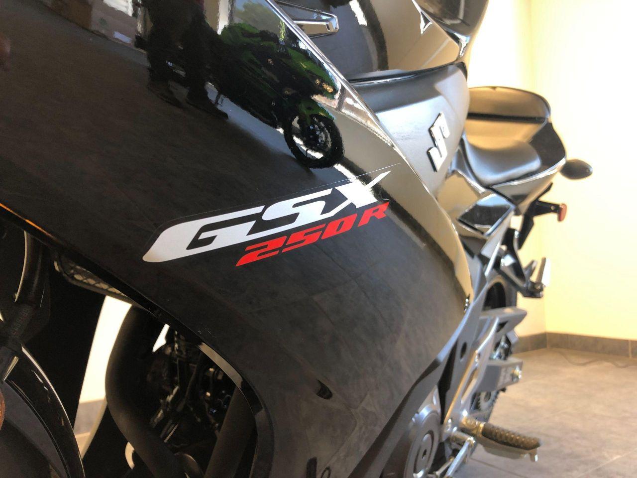2018 Suzuki GSX