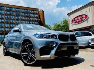 Used 2015 BMW X6 M CLEAN CARFAX | 567 HP | 360 CAM | NAVI | H.U.D | for sale in Scarborough, ON