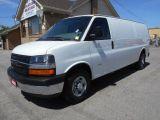 "2013 Chevrolet Express Duramax Diesel 6.6L 3500 155""WB Extended Cargo Van"