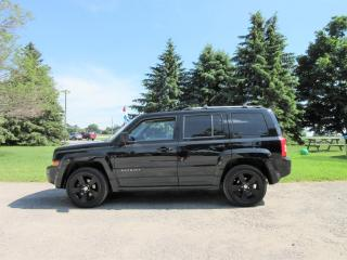 Used 2013 Jeep Patriot sport 4x4 for sale in Thornton, ON