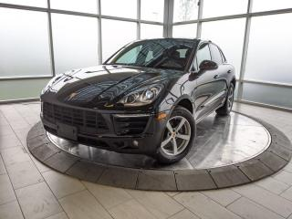 Used 2017 Porsche Macan CPO | Ext. Warranty | Premium Plus | BOSE | Blind-spot for sale in Edmonton, AB