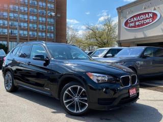 Used 2015 BMW X1 SPORT LINE| AWD | PANO |BLUETOOTH| for sale in Scarborough, ON