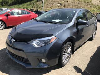 Used 2015 Toyota Corolla LE berline 4 portes CVT for sale in Val-David, QC