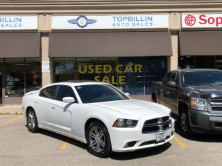 Used 2014 Dodge Charger SXT With Sunroof for sale in Vaughan, ON